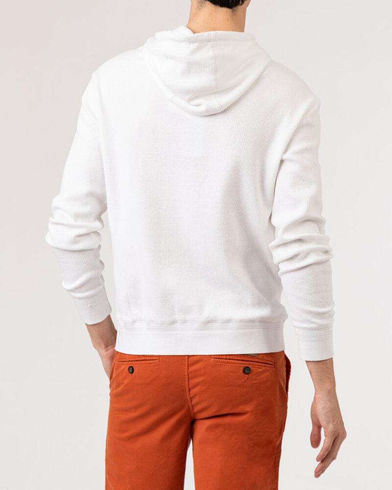 Bluza Baldessarini 5049_70007_1015 Biały Baldessarini 5049_70007_1015 biały - fot:4
