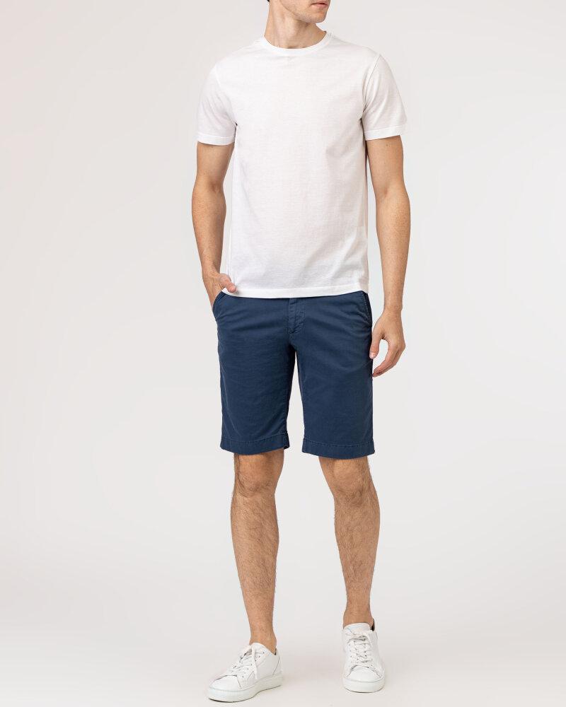 T-Shirt Baldessarini 5015_20006_1010 biały - fot:5