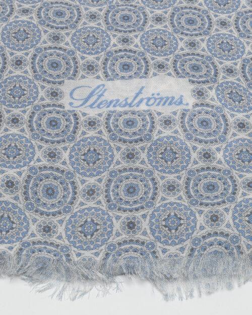 Szalik Stenstroms 924885_003 błękitny