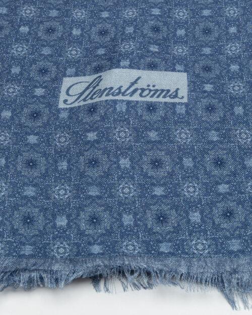 Szalik Stenstroms 924885_004 niebieski