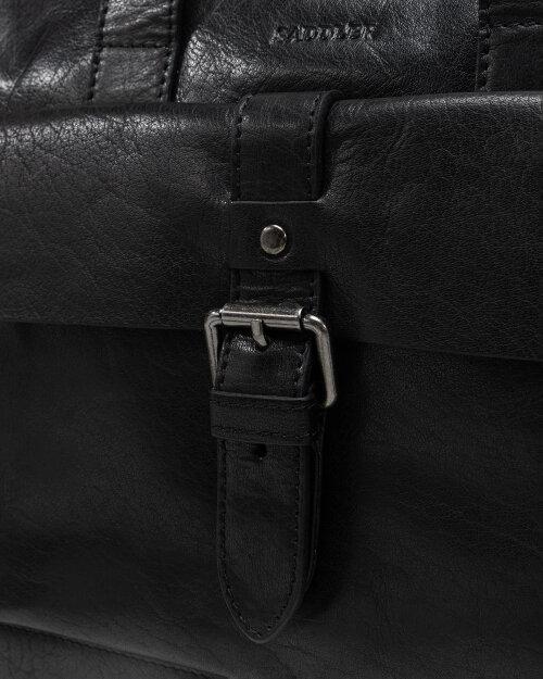 Torba Saddler 113580001_BLACK czarny