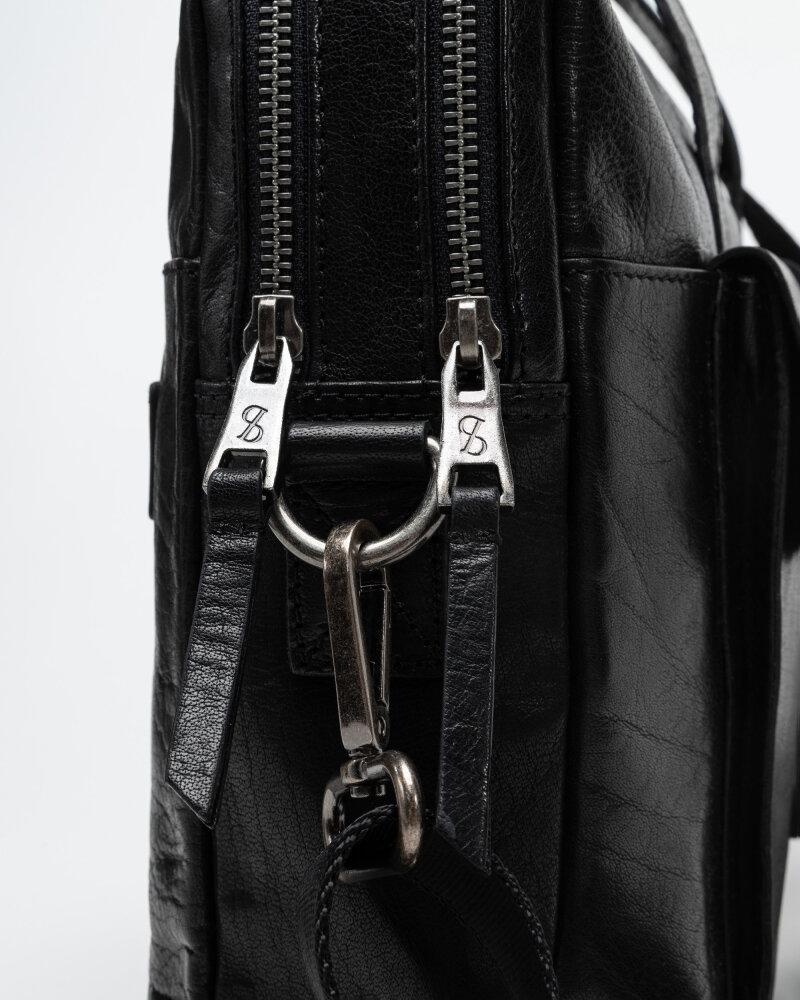 Torba Saddler 113580001_BLACK czarny - fot:3