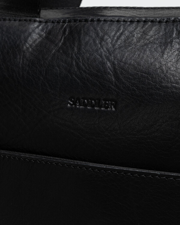 Torba Saddler 111380001_BLACK czarny