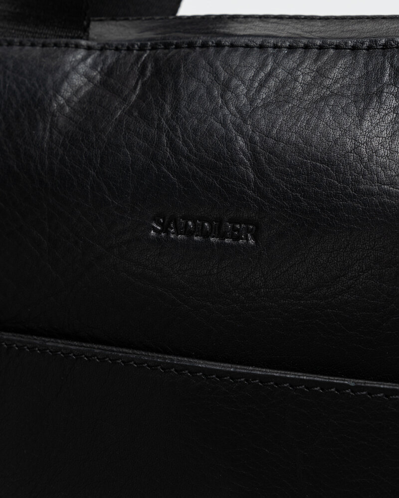 Torba Saddler 111380001_BLACK czarny - fot:2