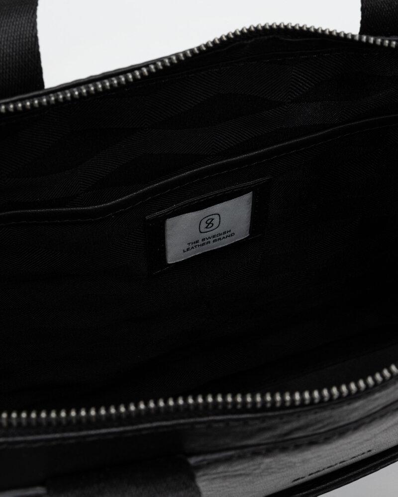 Torba Saddler 111380001_BLACK czarny - fot:4