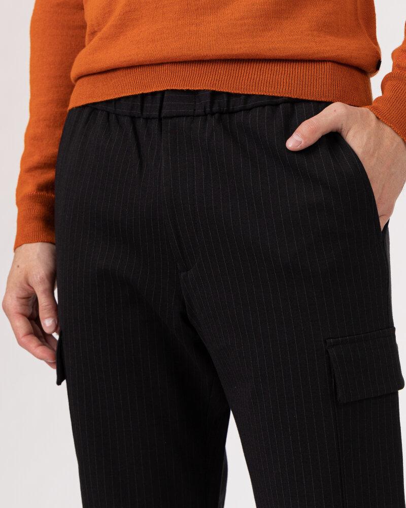 Spodnie Matinique 30205193_300275 czarny - fot:3