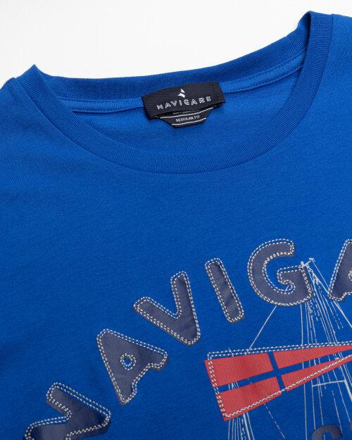 T-Shirt Navigare NV31135_272 niebieski
