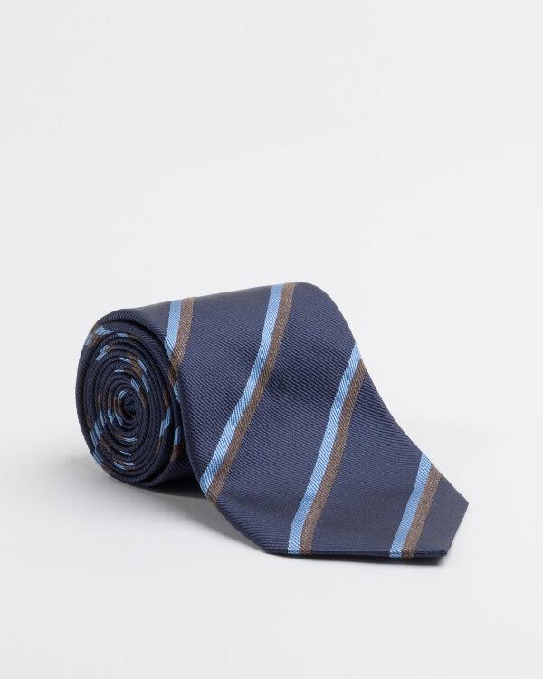 Krawat Stenströms 913158_001 granatowy