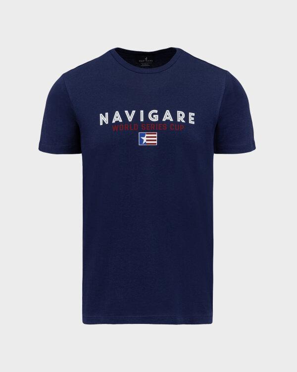 T-Shirt Navigare NV31139_454 granatowy