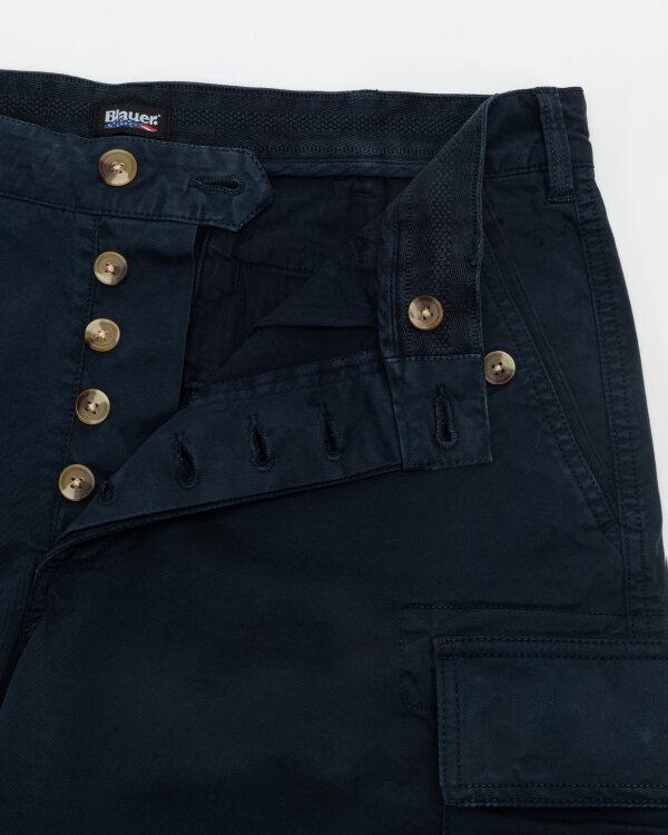 Spodnie Blauer BLUP04247_802 granatowy