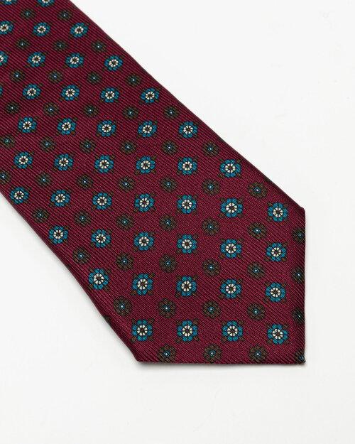 Krawat Stenstroms 913210_003 brązowy