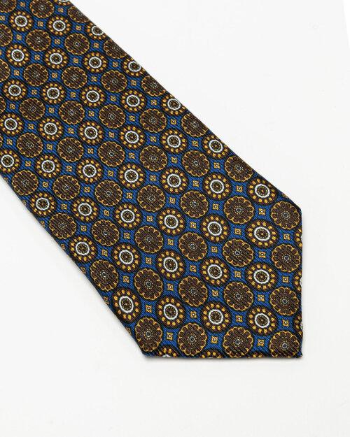 Krawat Stenstroms 913211_002 brązowy
