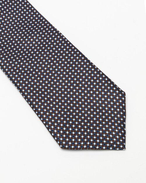 Krawat Stenstroms 913209_006 brązowy
