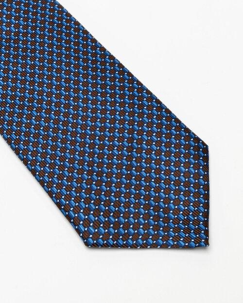 Krawat Stenstroms 913209_004 granatowy