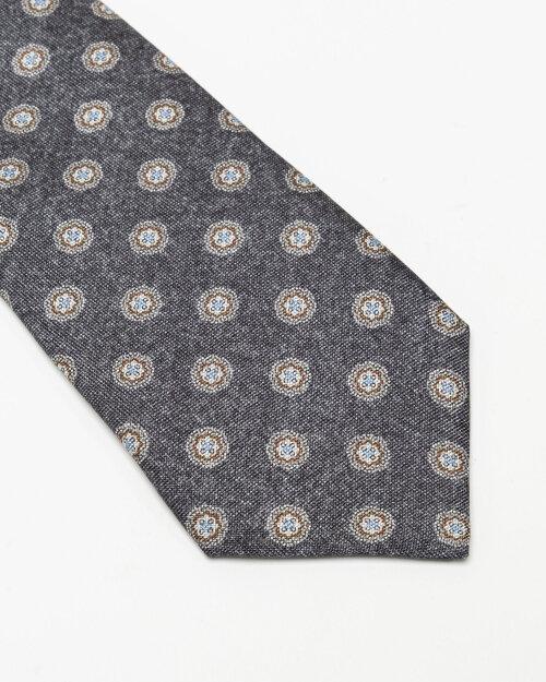 Krawat Stenstroms 913254_001 szary