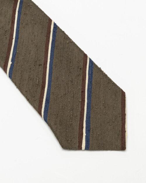 Krawat Stenstroms 913251_003 zielony