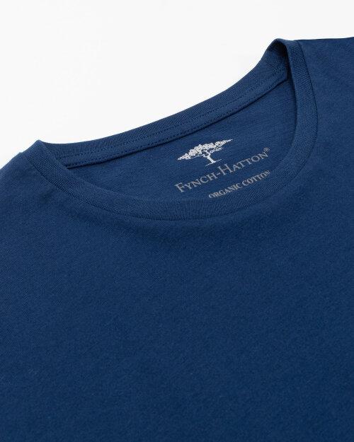 T-Shirt Fynch-Hatton SNOS1500_672 indygo