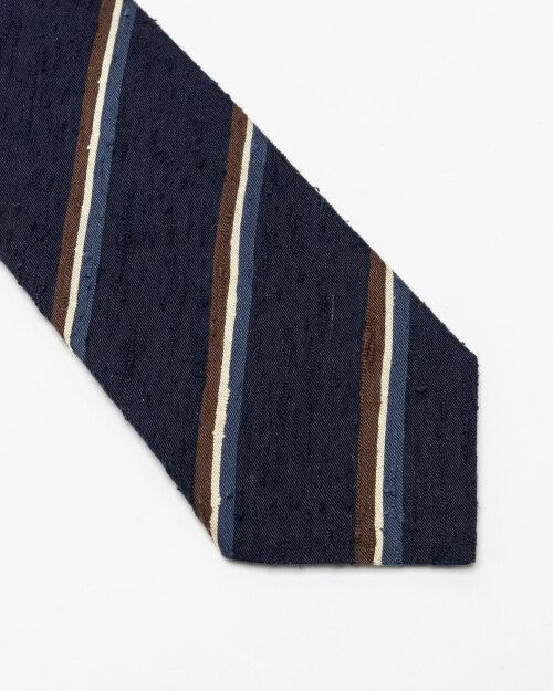 Krawat Stenstroms 913253_001 granatowy