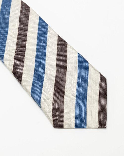Krawat Stenstroms 913206_002 kremowy