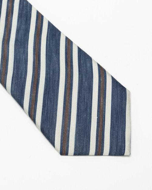 Krawat Stenstroms 913206_001 granatowy