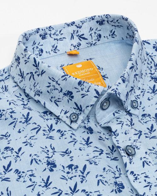 Koszula Redmond 211285110_10 błękitny