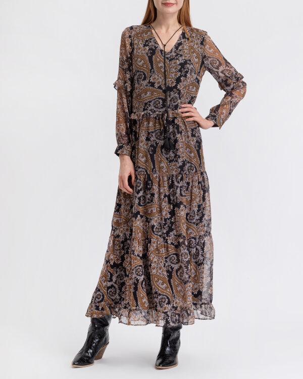 Sukienka Co'Couture 96100_96 brązowy