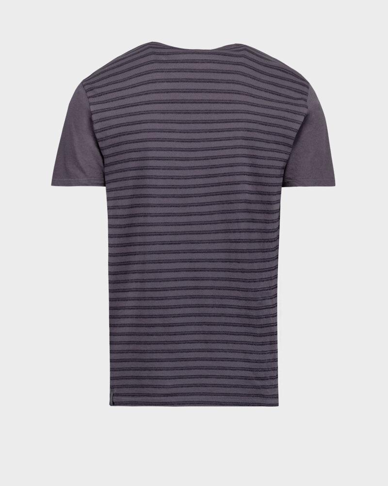 T-Shirt Bomboogie TM6968_JETK_95 fioletowy - fot:5