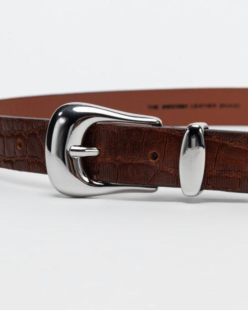 Pasek Saddler 773010162_COGNAC brązowy