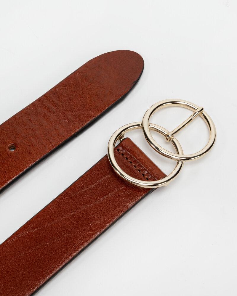 Pasek Saddler 773080162_COGNAC brązowy - fot:3