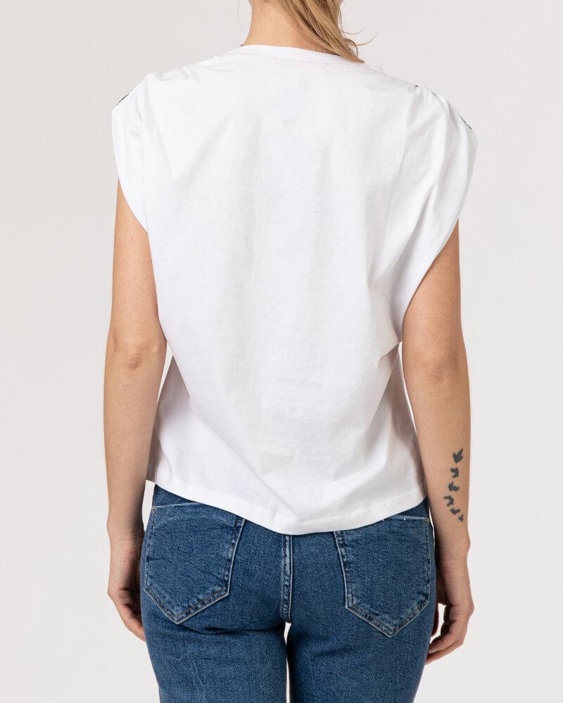 T-Shirt One More Story 101647_2000 biały - fot:4