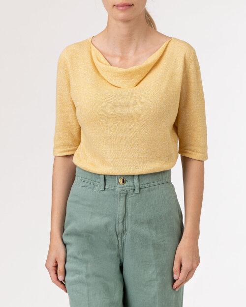 Bluzka Stenstroms ANNIKA 450196_6033_710 żółty