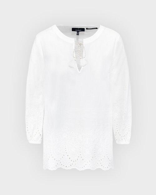 Bluzka Daniel Hechter 63120-711009_010 biały