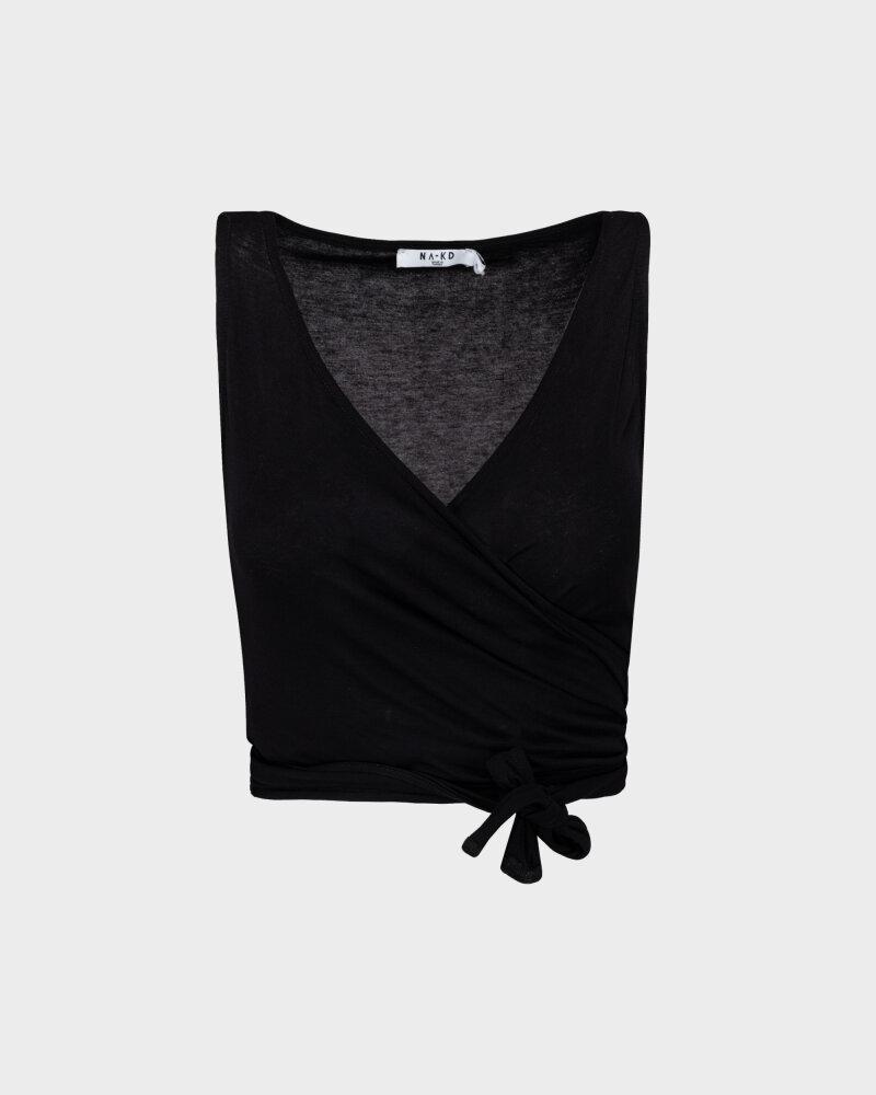 Bluzka Na-Kd 1018-006834_BLACK czarny - fot:1