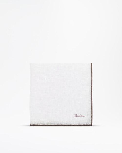 Poszetka Stenstroms 923255_003 biały