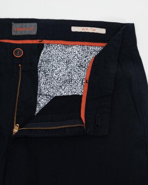 Spodnie Hattric 5218677565_43 granatowy