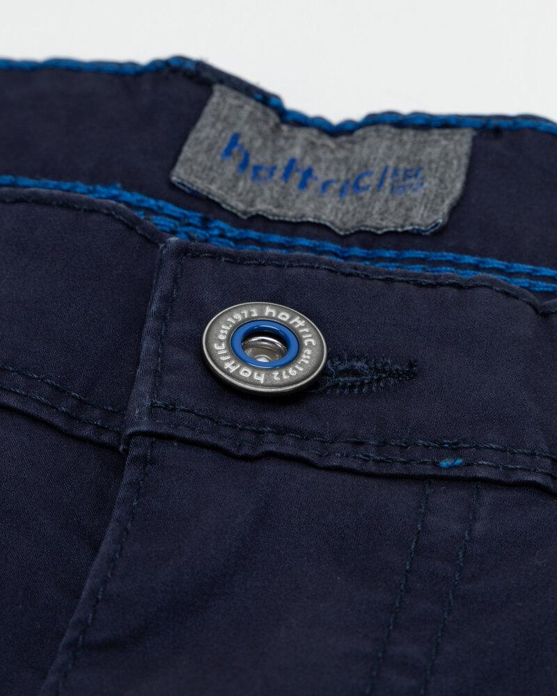 Spodnie Hattric 5278688155_43 granatowy - fot:4