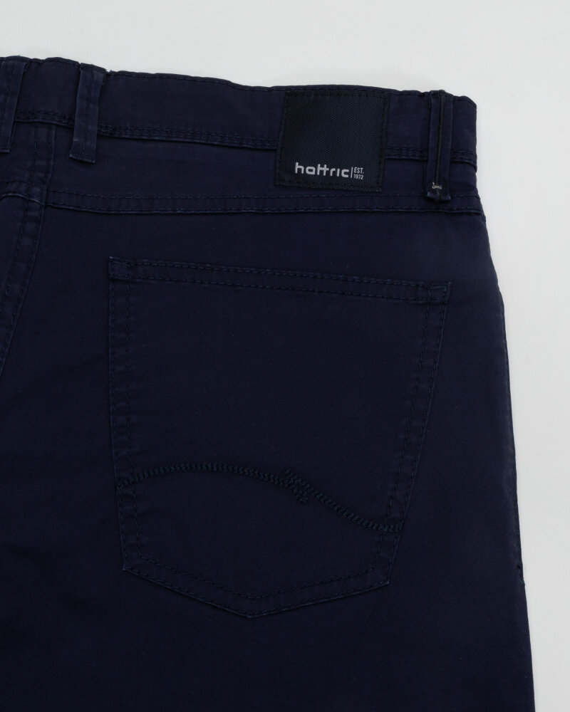 Spodnie Hattric 5278688155_43 granatowy - fot:5