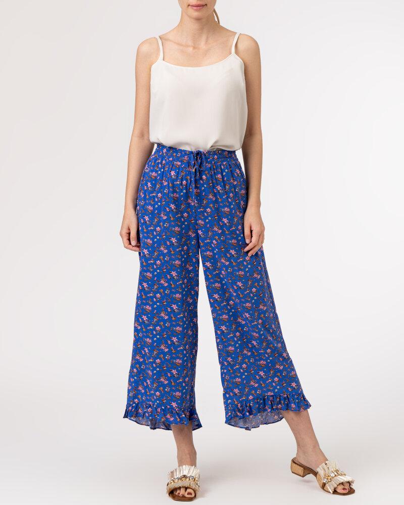 Spodnie Lollys Laundry 21166_5014_FLOWER PRINT niebieski - fot:6