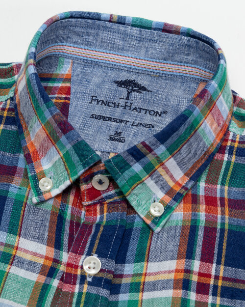 Koszula Fynch-Hatton 11216050_6054 wielobarwny