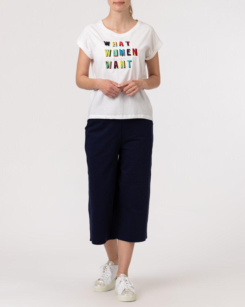 T-Shirt Bomboogie TW6950_JIN_01 biały - fot:5