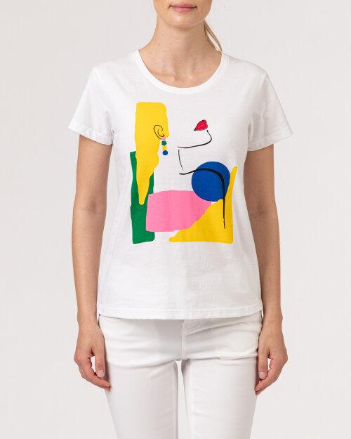 Bluzka Smashed Lemon 21217_000-998 biały