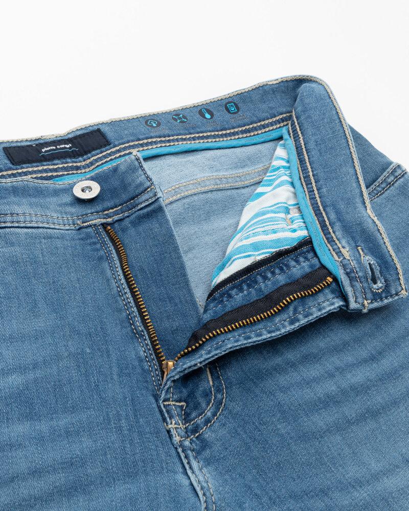 Spodnie Pierre Cardin 07713_30915_02 niebieski - fot:2