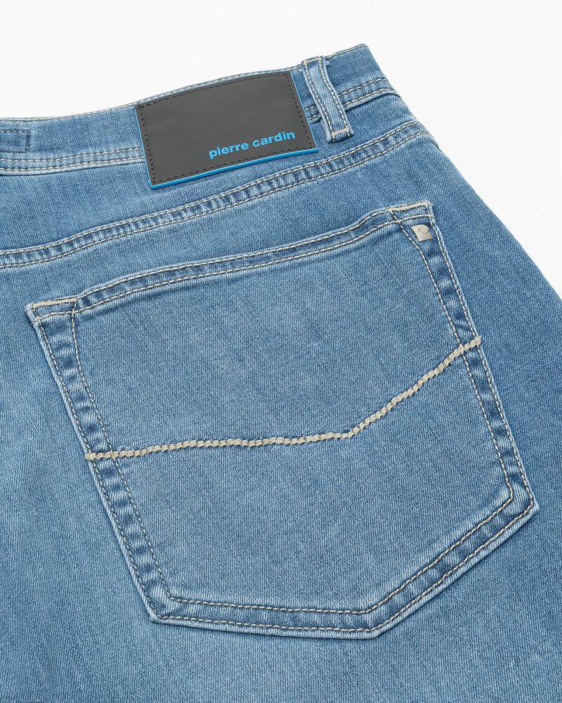 Spodnie Pierre Cardin 07713_30915_02 niebieski - fot:3