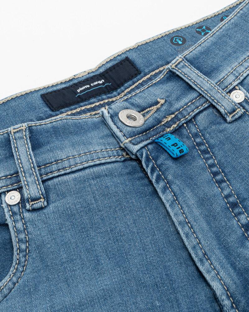 Spodnie Pierre Cardin 07713_30915_02 niebieski - fot:4