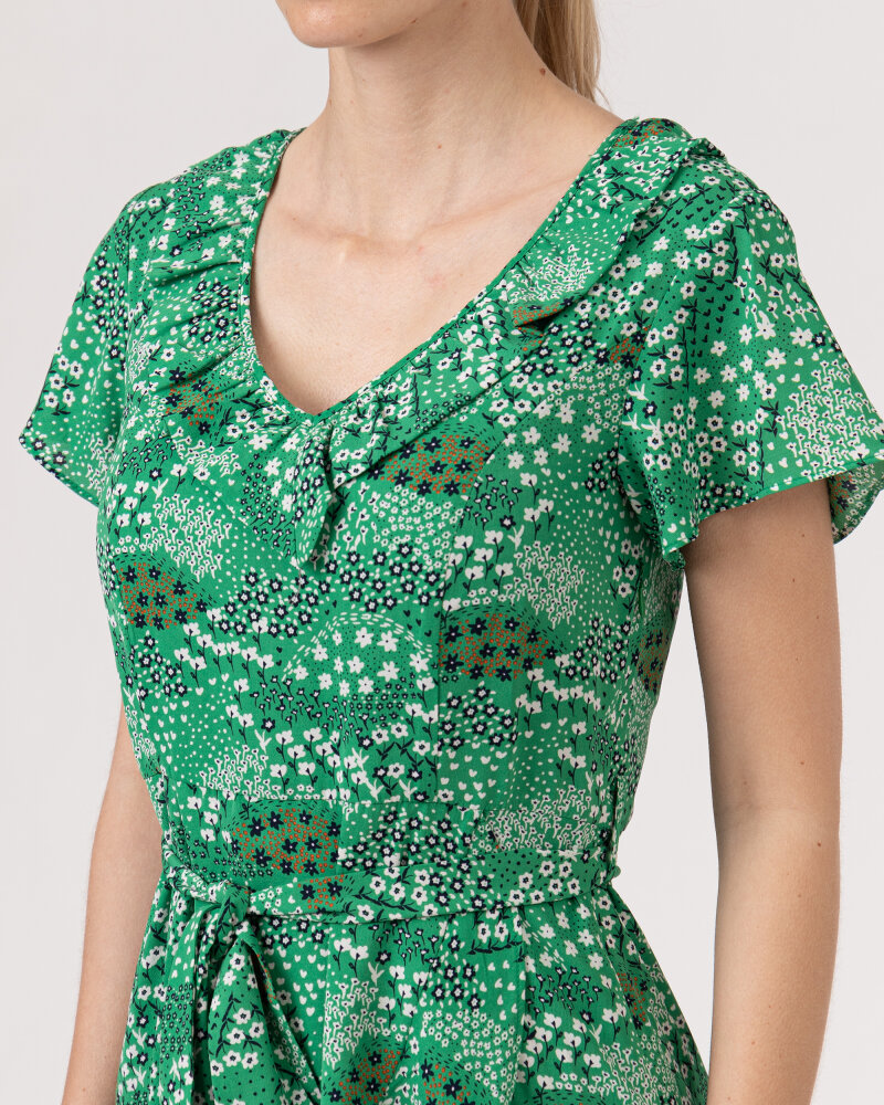 Sukienka Smashed Lemon 21053_530-000 zielony - fot:3