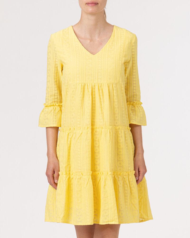 Sukienka Smashed Lemon 21179_150 żółty - fot:2