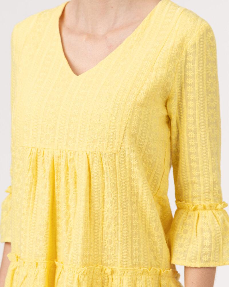 Sukienka Smashed Lemon 21179_150 żółty - fot:3
