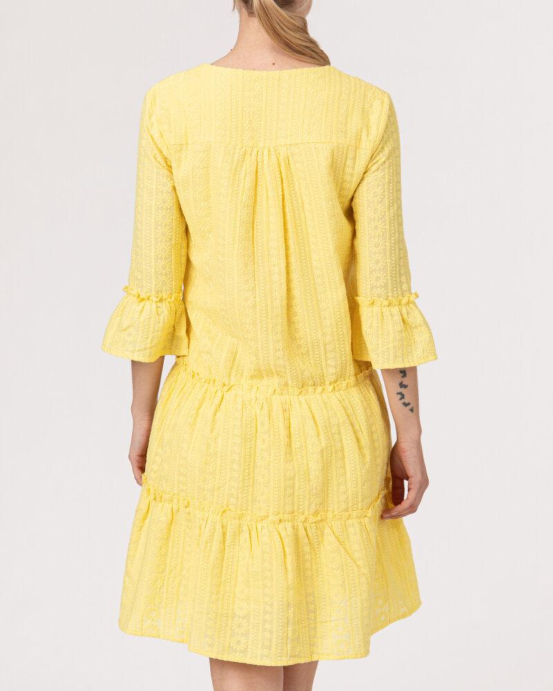 Sukienka Smashed Lemon 21179_150 żółty - fot:4