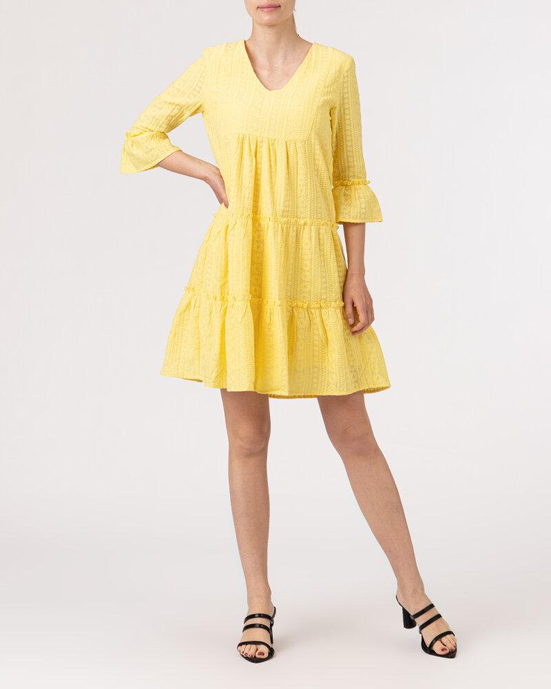 Sukienka Smashed Lemon 21179_150 żółty - fot:5