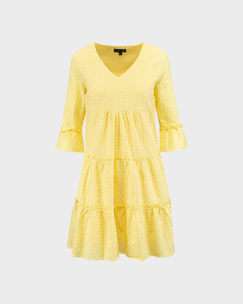 Sukienka Smashed Lemon 21179_150 żółty - fot:1